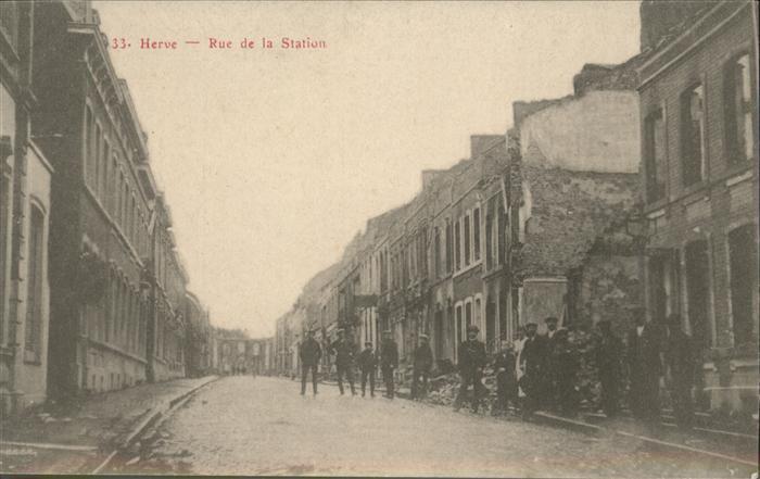 Herve Rue de la Station