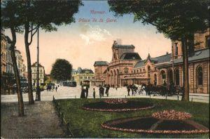 Namur Place de la Gare