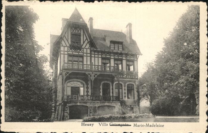 Heusy Villa Marie-Madeleine