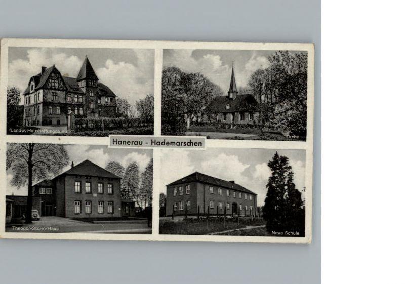 Hanerau-Hademarschen  / Hanerau-Hademarschen /Rendsburg-Eckernfoerde LKR