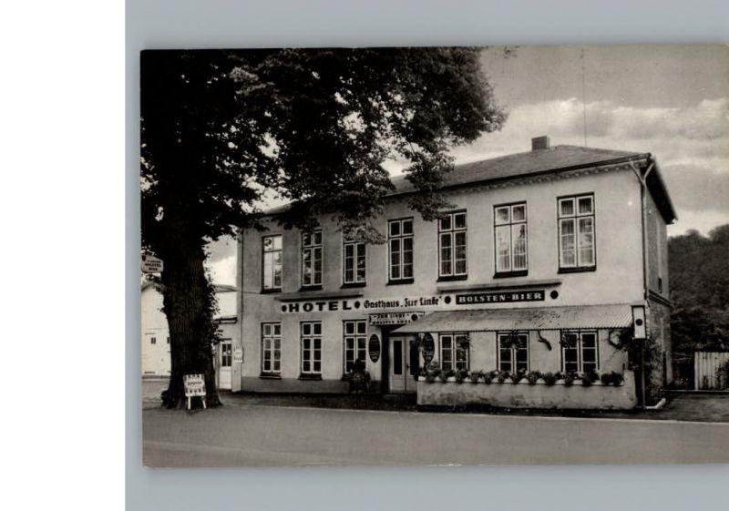 Hanerau-Hademarschen Hotel zur Linde / Hanerau-Hademarschen /Rendsburg-Eckernfoerde LKR