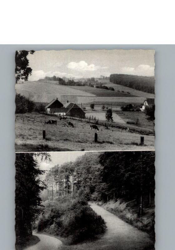 Linderhofe  / Extertal /Lippe LKR