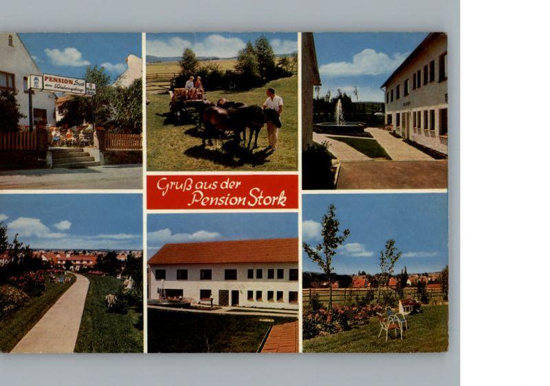 Holzhausen Luebbecke Pension Haus Stork / Preussisch Oldendorf /Minden-Luebbecke LKR 0