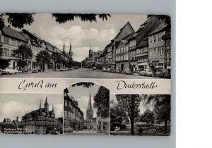 Duderstadt  / Duderstadt /Goettingen LKR