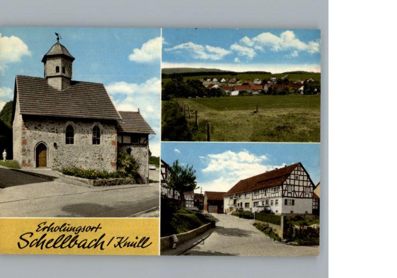 Schellbach Knuellwald  / Knuellwald /Schwalm-Eder-Kreis LKR