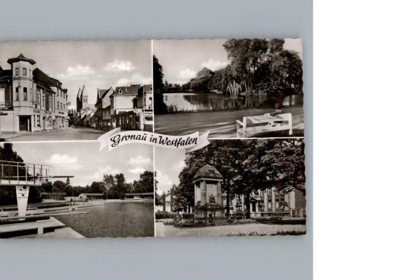 Gronau Westfalen  / Gronau (Westf.) /Borken LKR