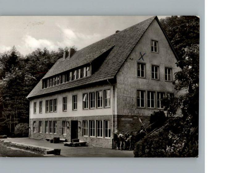 Roedinghausen Haus / Roedinghausen /Herford LKR