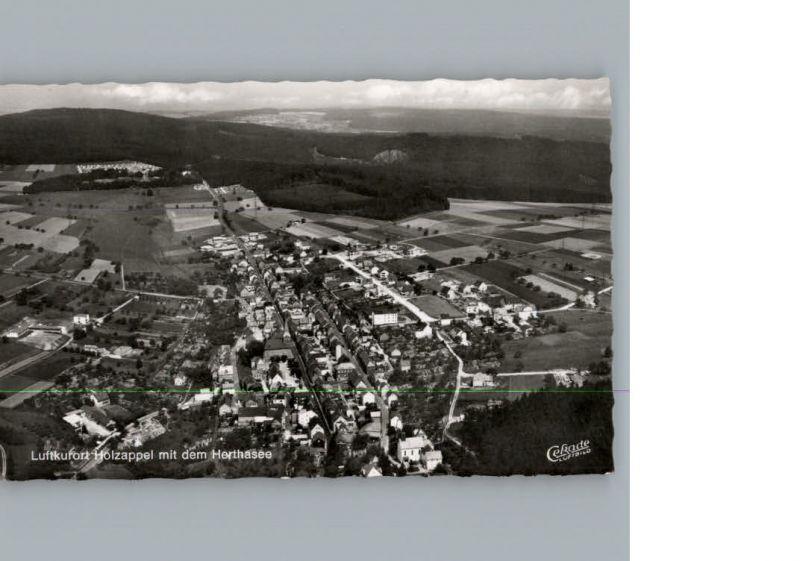Holzappel Fliegeraufnahme / Holzappel /Rhein-Lahn-Kreis LKR