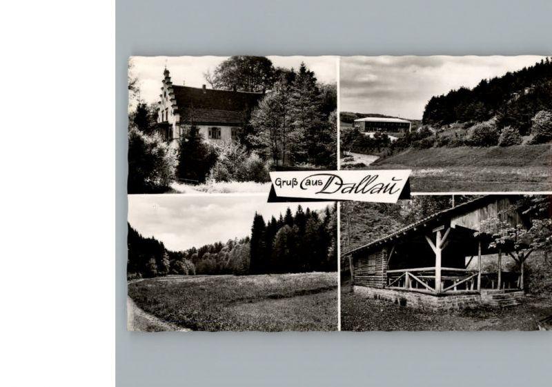 Dallau  / Elztal /Neckar-Odenwald-Kreis LKR