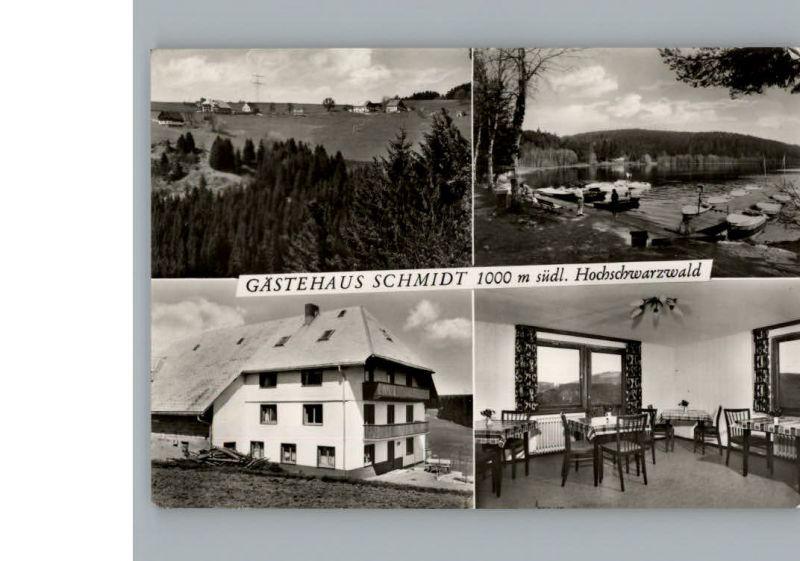Raitenbuch Lenzkirch Pension Schmidt / Lenzkirch /Breisgau-Hochschwarzwald LKR