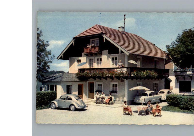 Prien Chiemsee Penion Haus Moeve / Prien a.Chiemsee /Rosenheim LKR