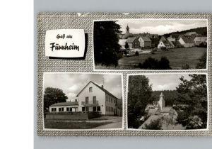 Fuernheim Gasthaus zum Karpfen / Wassertruedingen /Ansbach LKR