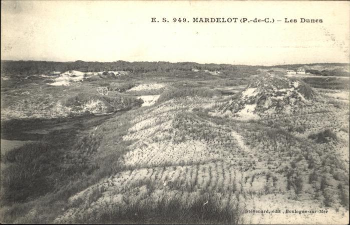 Neufchatel-Hardelot Dunes / Neufchatel-Hardelot /Arrond. de Boulogne-sur-Mer