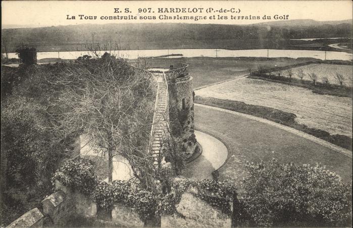 Neufchatel-Hardelot  / Neufchatel-Hardelot /Arrond. de Boulogne-sur-Mer
