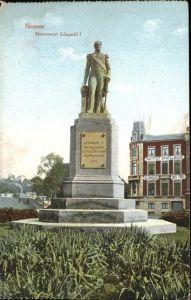 Namur Monument Leopold Kat.