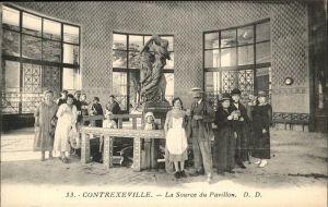 Contrexeville Vosges Source Pavillon / Contrexeville /Arrond. de Neufchateau
