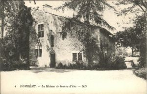 Domremy-la-Pucelle Vosges Maison de Jeanne d'Arc / Domremy-la-Pucelle /Arrond. de Neufchateau