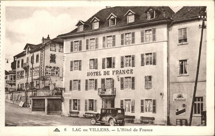 ak cantal le lac de menet nr 6117216 oldthing ansichtskarten europa belgien frankreich. Black Bedroom Furniture Sets. Home Design Ideas