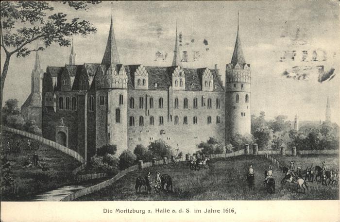 Halle Saale Moritzburg / Halle /Halle Saale Stadtkreis