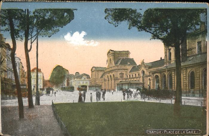 Namur Place de la Gare Kat.