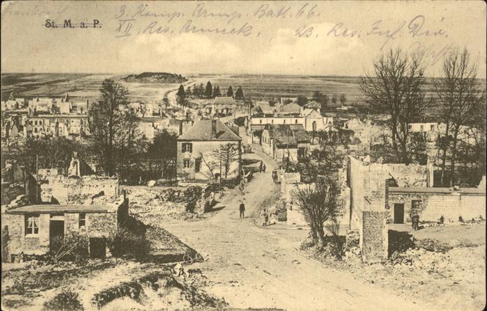 Sainte-Marie-a-Py  / Sainte-Marie-a-Py /Arrond. de Chalons-en-Champagne