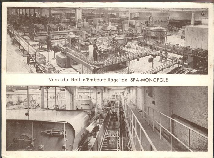 Sourbrodt Spa Monopole