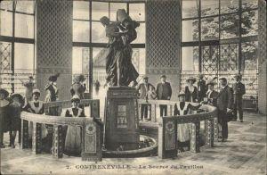 Contrexeville Vosges Source du Pavillon / Contrexeville /Arrond. de Neufchateau