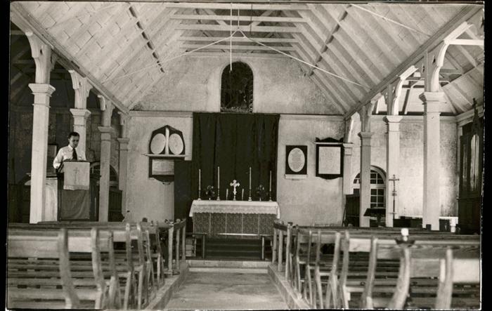 Saint Kitts Nevis Kirche / Basseterre /