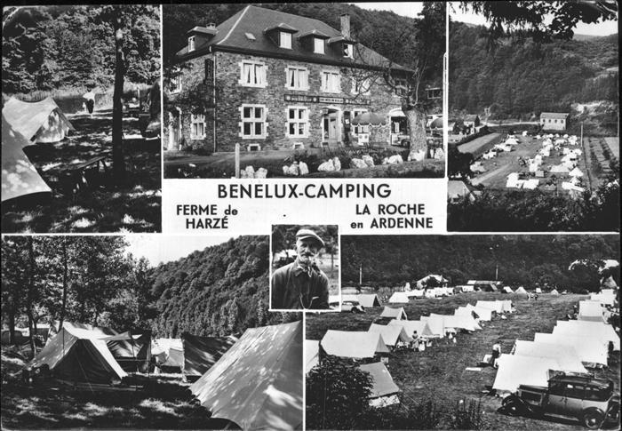 Harze Ferme de Harze Camping Kat.