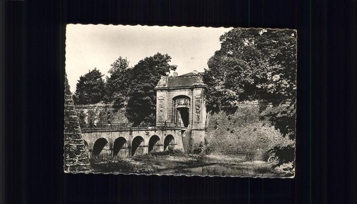 Longwy Lothringen Porte de France / Longwy /Arrond. de Briey