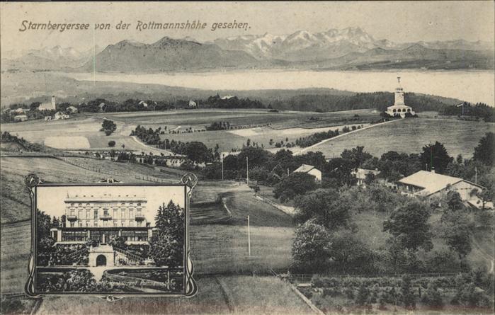 Starnberg Starnbergersee / Starnberg /Starnberg LKR