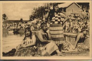 Maori Typen Maori Women