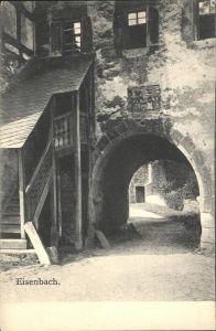 Lauterbach Hessen Schloss Eisenbach / Lauterbach (Hessen) /Vogelsbergkreis LKR