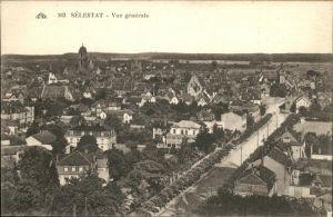 Selestat Bas Rhin Elsass Vue generale / Selestat /Arrond. de Selestat-Erstein