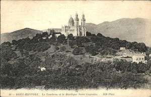 Bone-Hippone Tombeau et la Basilique Saint Augustin