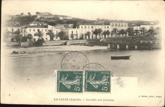 La Calle La Halle aux Poissons