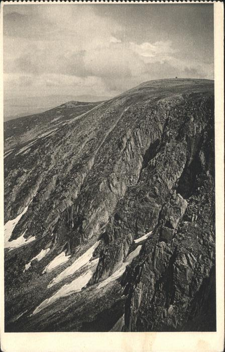 Riesengebirge Hohes Rad