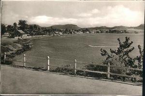 Saint Kitts Nevis Basseterre Fortlands / Basseterre /