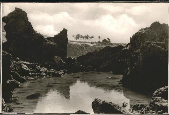 Saint Kitts Nevis Black Rocks / Basseterre /