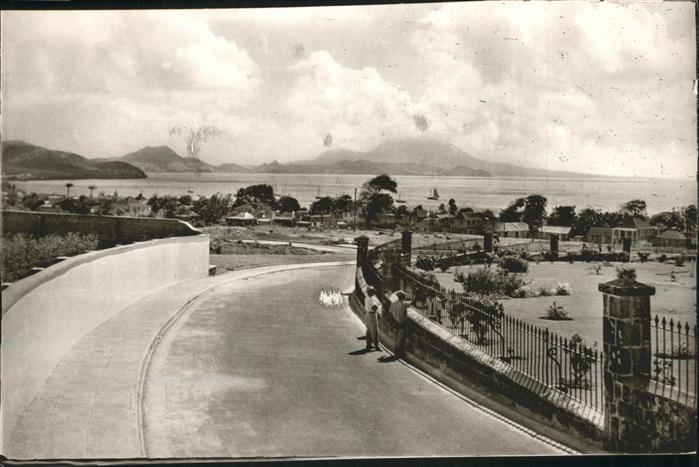 Saint Kitts Nevis Meer / Basseterre /