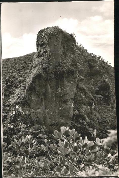 Saint Kitts Nevis King Christian Crater / Basseterre /