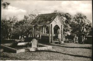 Saint Kitts Nevis Sir Thomas Warners Tomb Island Cemetery / Basseterre /
