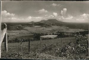 Saint Kitts Nevis View from Bayfords Dairy Farm / Basseterre /