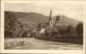 Brixen Suedtirol Bressanone Kirche /  /