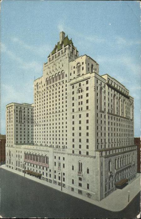 Toronto Canada Royal York Hotel