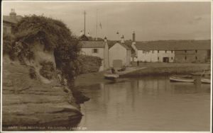 Paignton The Harbour Hafen