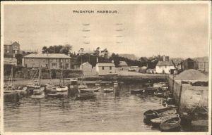 Paignton Harbour Hafen