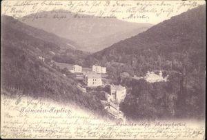 Trencianske Teplice Baracskathal / Trencianske Teplice /Trencin