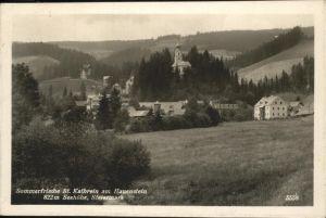 St Kathrein Sommerfrische Hauenstein / St Kathrein am Offenegg Steiermark /Weiz