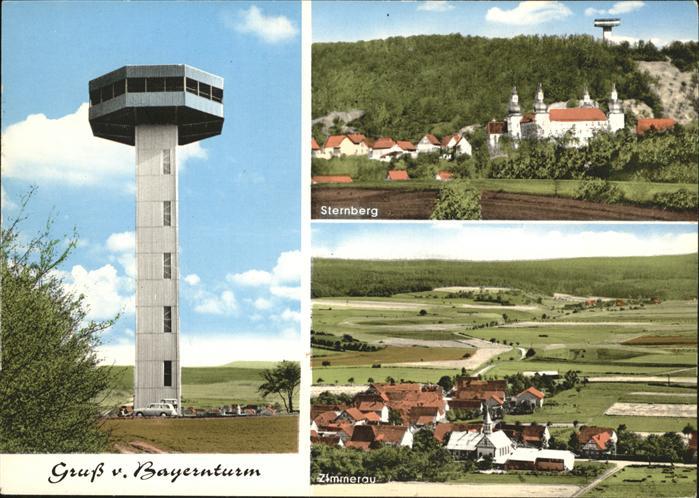 Zimmerau Sternberg Bayernturm Sternberg